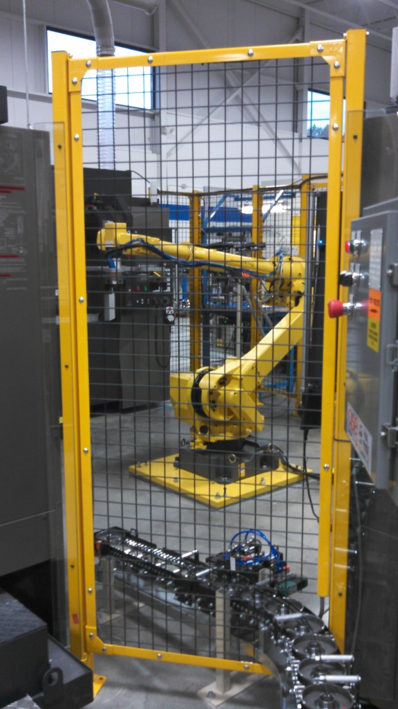 Machine Tending Flexible Automation
